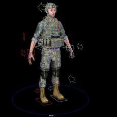 Marine Rig for Maya 1.6.5