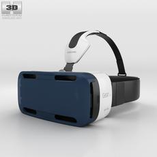 Samsung Gear VR 3D Model