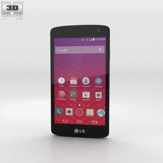 LG Tribute White 3D Model