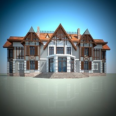 Private house 3D Model
