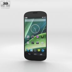 YotaPhone 2 White 3D Model