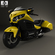 Honda Gold Wing F6B 2013 3D Model