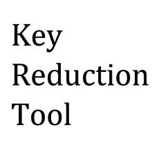 Key Redution Tool for Maya 1.0.3 (maya script)