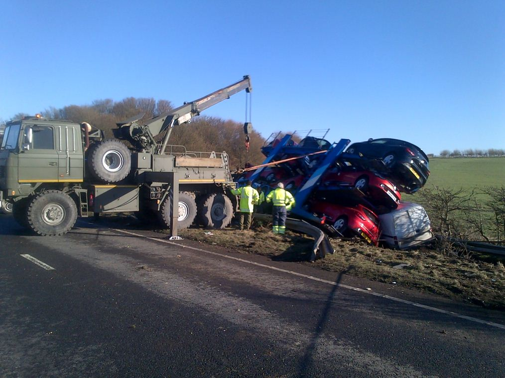 A34 recovery