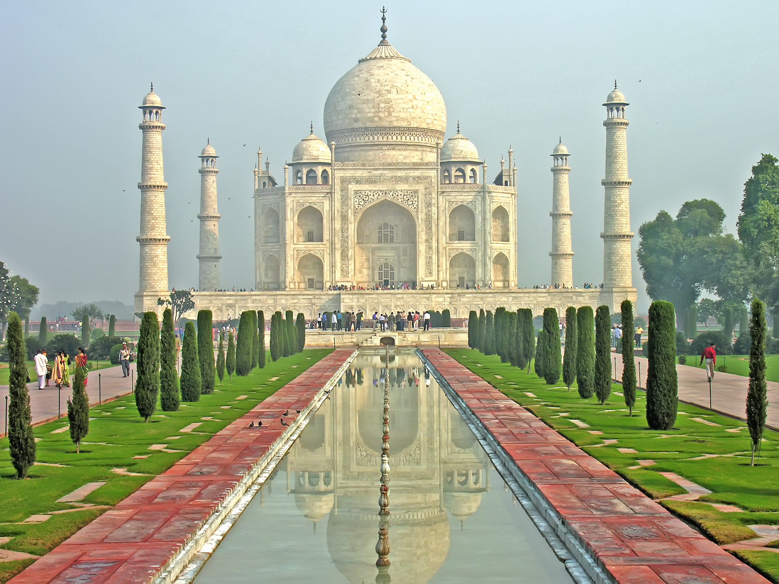 Taj Mahal Images High Resolution