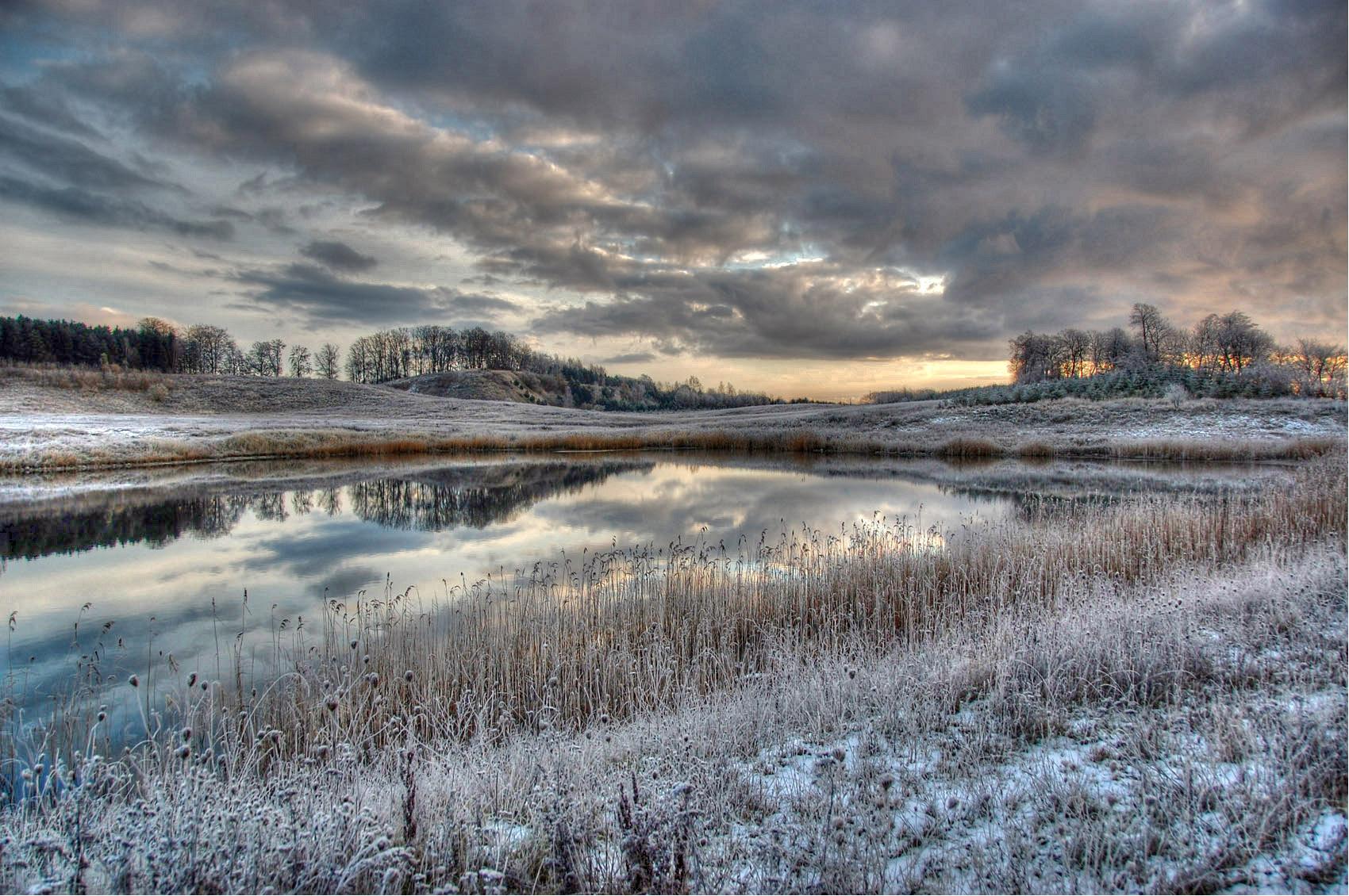 Gray Wet & Dark In Denmark - Flemming christiansen