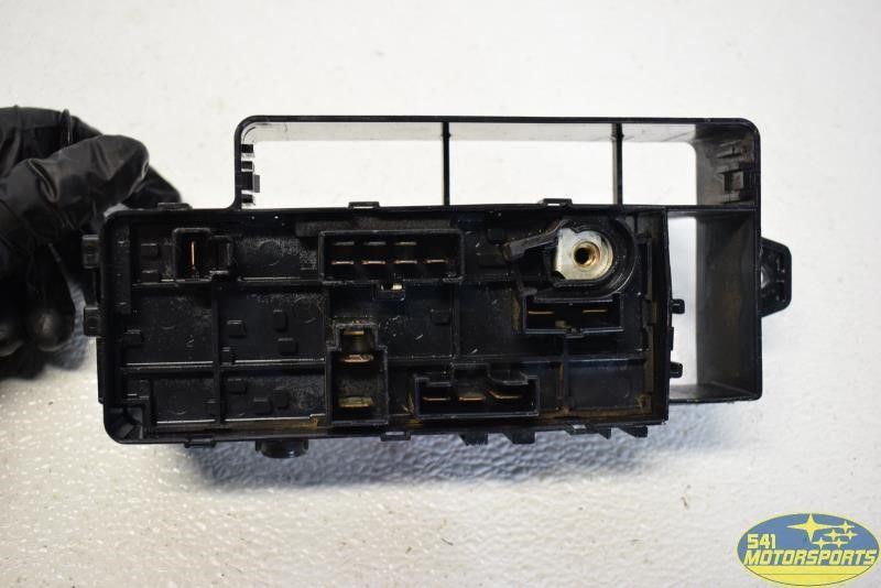 U 1991 subaru legacy engine fuse box underhood assembly ebay 1991 Subaru Legacy Engine at mifinder.co