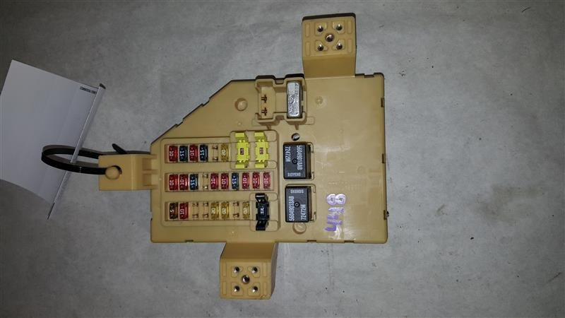 dodge dakota interior fuse box bcm engine l  image is loading 00 01 02 dodge dakota interior fuse box