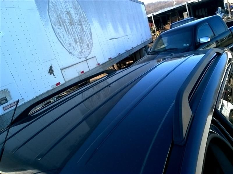 07 Ford Edge Roof Rack Rails Ebay