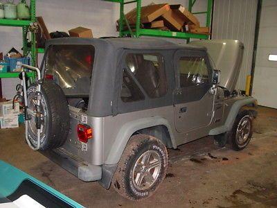 98 99 00 jeep wrangler air bag driver w o cruise control 317177 ebay. Black Bedroom Furniture Sets. Home Design Ideas