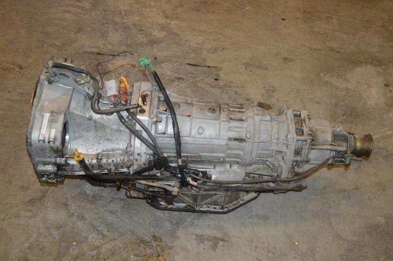 Subaru liberty gearbox