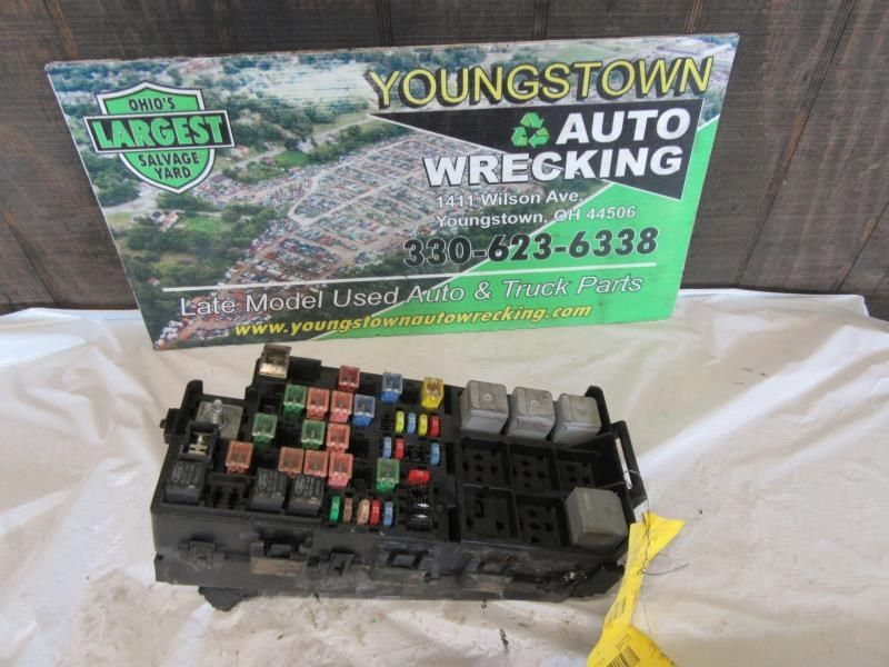 05 06 07 ford taurus fuse box engine 1469327 ebay. Black Bedroom Furniture Sets. Home Design Ideas