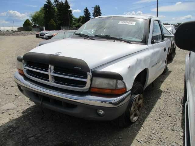 O on 2001 Dodge Dakota Slt