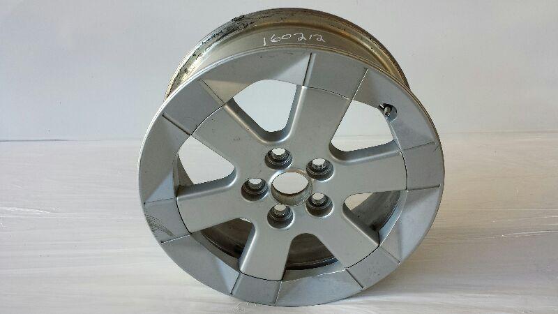 wheel rim 15x6 alloy 6 spoke curb damage 04 05 06 07 08 09 toyota prius r269568 ebay. Black Bedroom Furniture Sets. Home Design Ideas