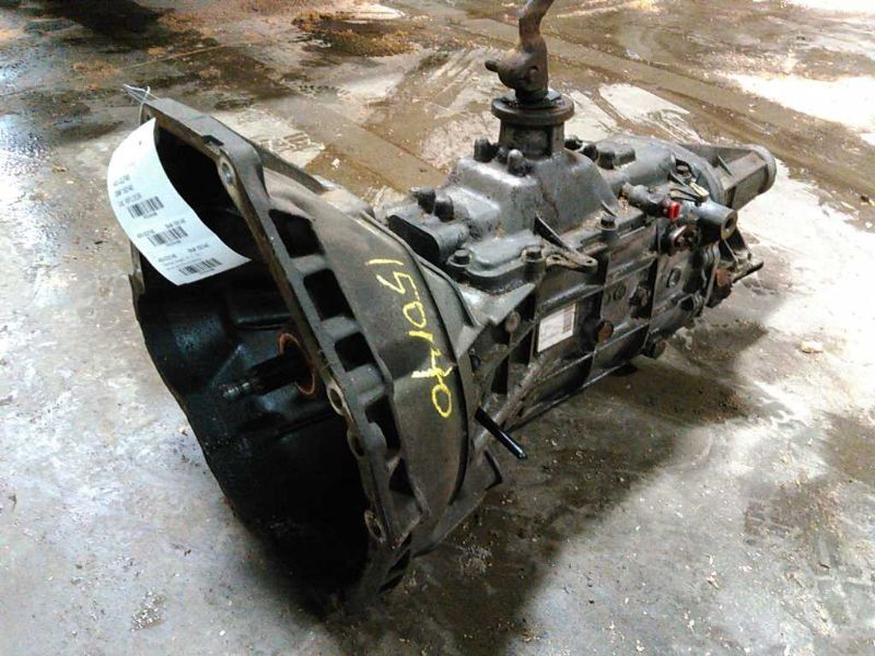 Ford 5 speed Manual Transmission exploded view
