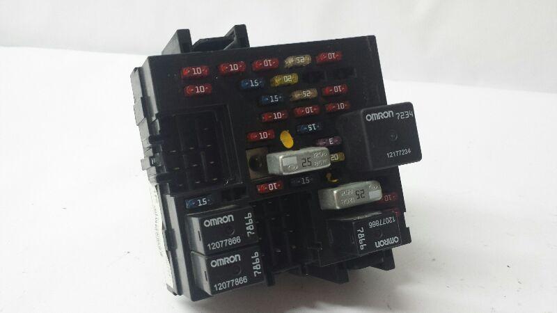 1989 chevrolet suburban fuse box suburban fuse box cabin fuse box 2001 suburban 1500 p/n mr15770992-01 ... #6