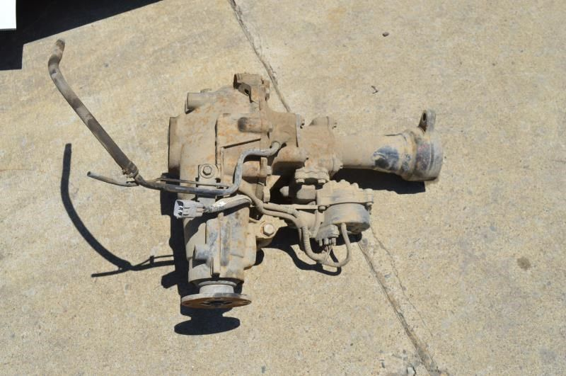Used Toyota Tundra Differentials & Parts for Sale