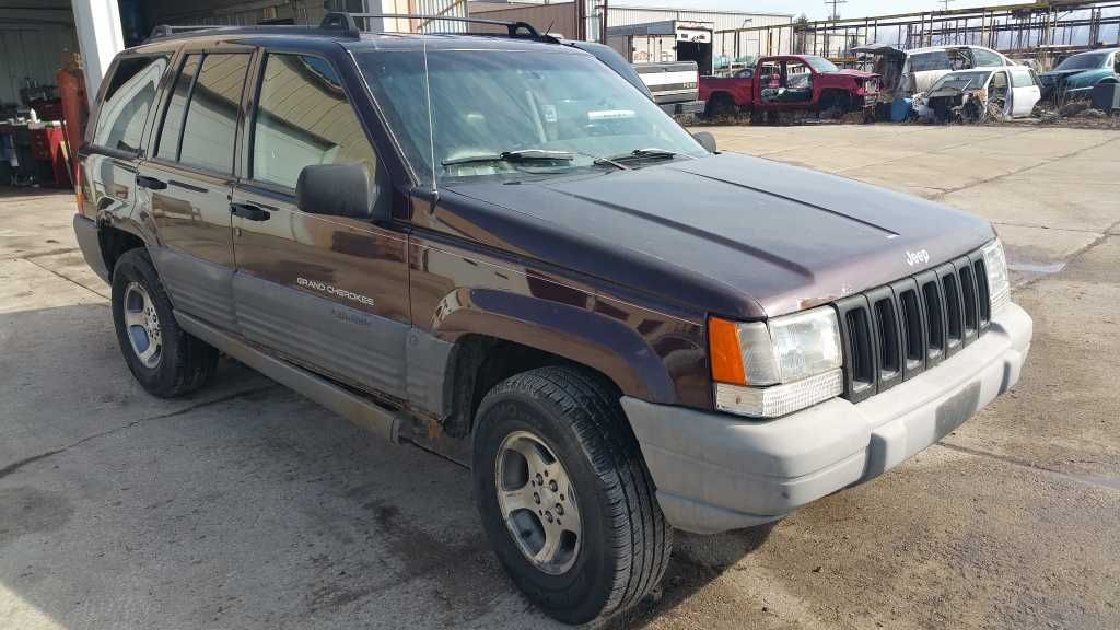 96 97 Jeep Grand Cherokee Automatic Transmission 6 Cyl 4