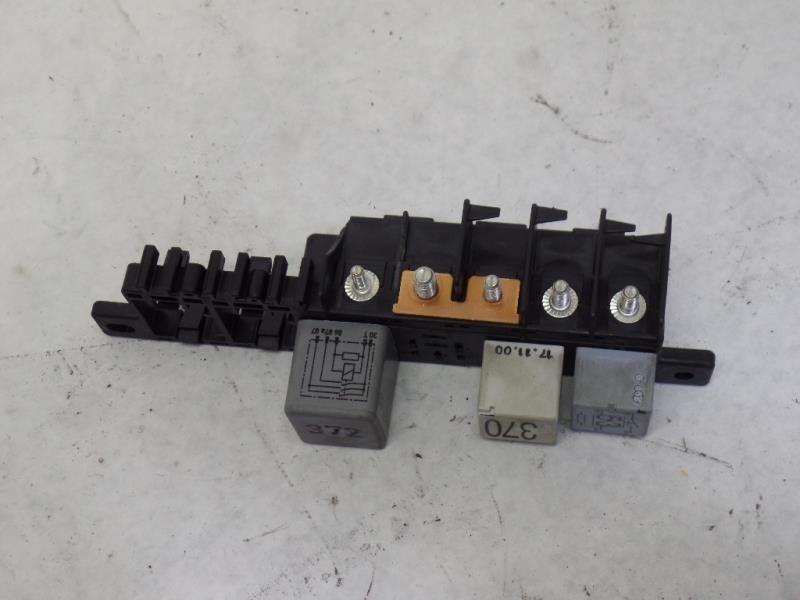 2001 passat fuse box 2001 vw passat fuse box relay panel 8l0941822a 13167