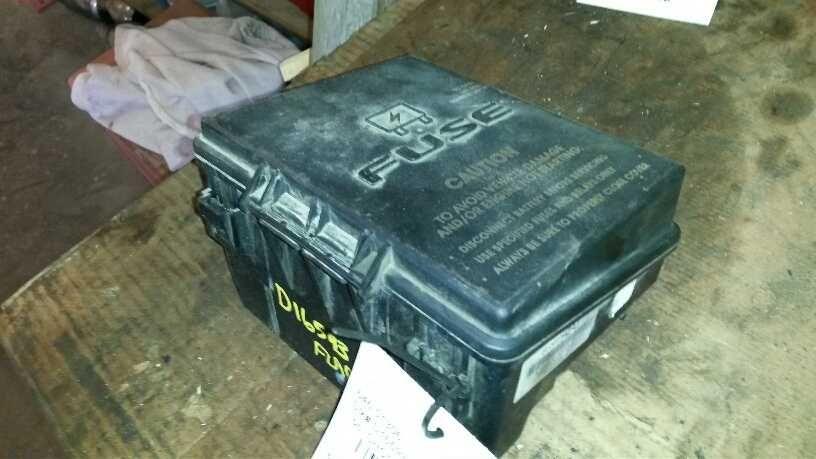 04 pacifica fuse box 04 chrysler pacifica fuse box