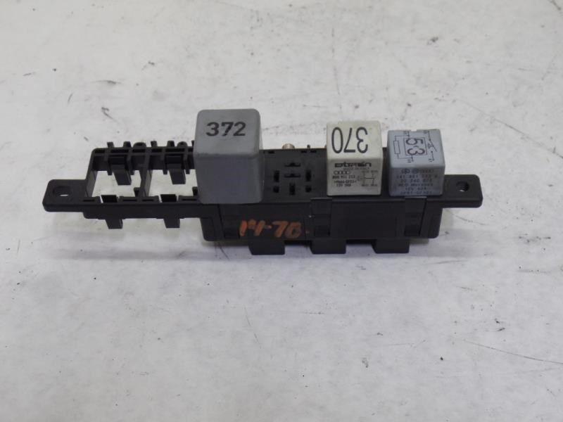 2001 vw passat fuse box relay panel 8l0941822a 13167 passat fuse box diagram 2001 passat fuse box