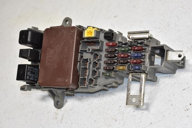 1992 1993 honda accord dash fuse box relay panel ebay rh ebay com