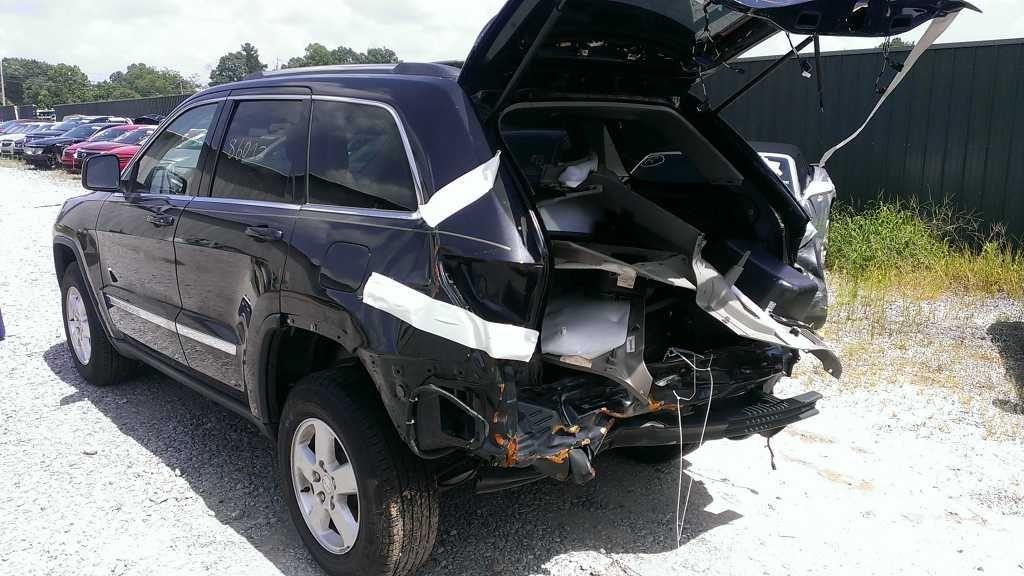 jeep grand cherokee rear hatch trim panel removal