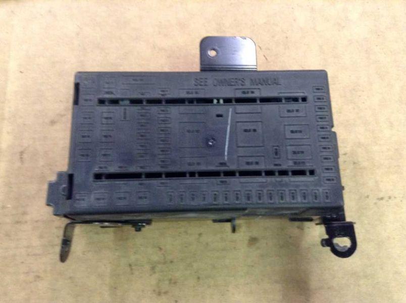 05 2005 ford f250 f350 5.4l 6.0l interior cabin fuse box ... f 250 fuse box #13