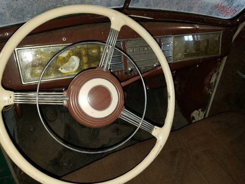 used 1939 desoto left rear door assembly manual 269567 for sale part 130 part 130. Black Bedroom Furniture Sets. Home Design Ideas