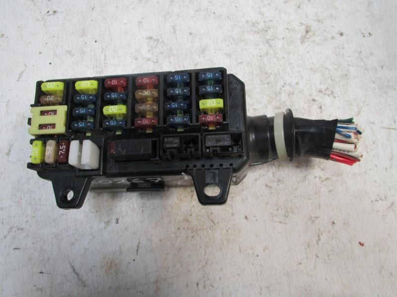 fuse box 97 isuzu rodeo under hood 897124 2321 r173786 ebay. Black Bedroom Furniture Sets. Home Design Ideas