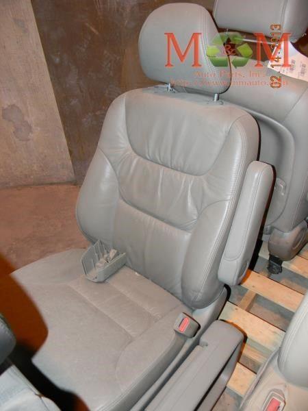 06 honda odyssey front seat ebay. Black Bedroom Furniture Sets. Home Design Ideas