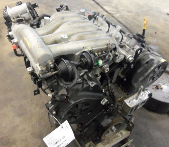 Engine 07 08 09 Santa Fe 2.7L VIN D 8th Digit #1304710