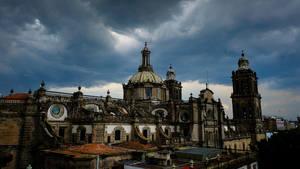 Catedral Metropolitan, DF, Mexico