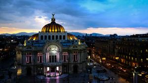 Bellas Artes, DF, Mexico