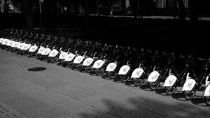 City Bikes, DF, Mexico