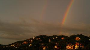 Not Just One Rainbow, Sayulita, Mexico