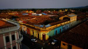 Clay Roofs, Granada, Nicaragua