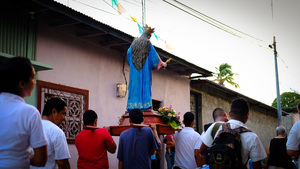 Saintly Procession, Granada, Nicaragua