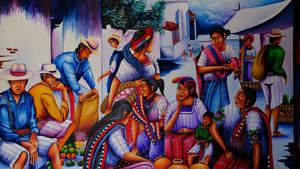 La Comunidad, Lake Atitlan, Guatemala