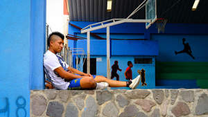 Futbol, San Marcos, Guatemala