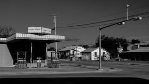 Taken From A Chevron, Texas