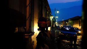 Night Baskets, Antigua, Guatemala