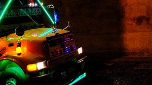 The Night Bus, Antigua, Guatemala
