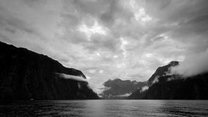 Little White Boat, Milford Sound, NZ