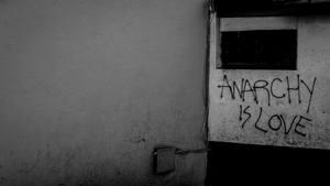Anarchy es Amor, Chiapas, Mexico