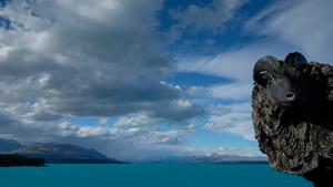 Boo!, Lake Pukaki, South Island, NZ