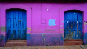 Las Dos Puertas, Mexico