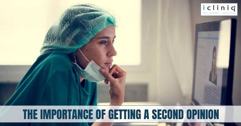The Importance of Getting a Second Opinion