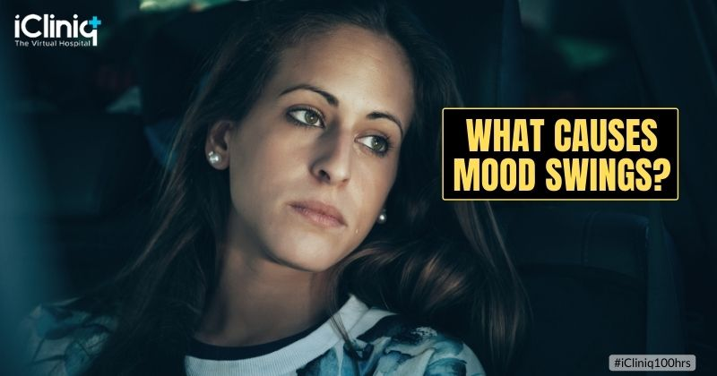 What Causes Mood Swings?  – Health Tips