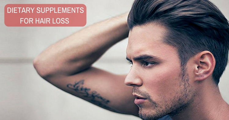 Image: Dietary Supplements and Their Recommended Doses for Hair Loss